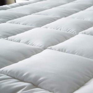 لباداتلباد سرير قطن 100% , مقاس مجوز