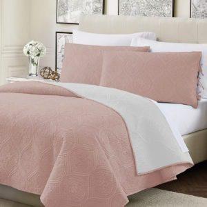 CAMEER غطاء سرير مزدوج 3 قطع