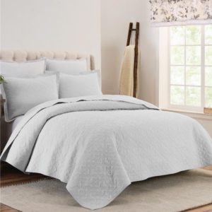 waverly-artistic-grey-غطاء-سرير-قطن100-مزدوج-3-قطع